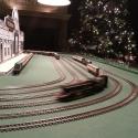 Waddesdon Manor dressed for Christmas 2012