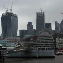 London sky line
