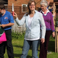 Kingswood village BBQ on the 27th May 2013