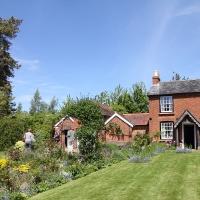 Elgar's birthplace - 26th May 2013