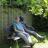 Elgar's birthplace - 26th May 2013
