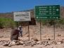 2013 - Namibia Day 11 Drive to Etosha