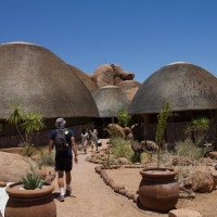 Namibia, Mowani Lodge