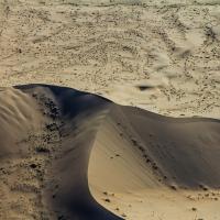 Namibia sand dunes,