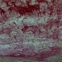 Rock art at Omandumba, Namibia