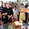 Davids birthday party 13th July 2013
