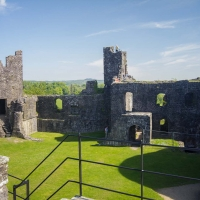 Berkshire branch of the Cambridge Society visit to  Dinefwr Castle and Newton House