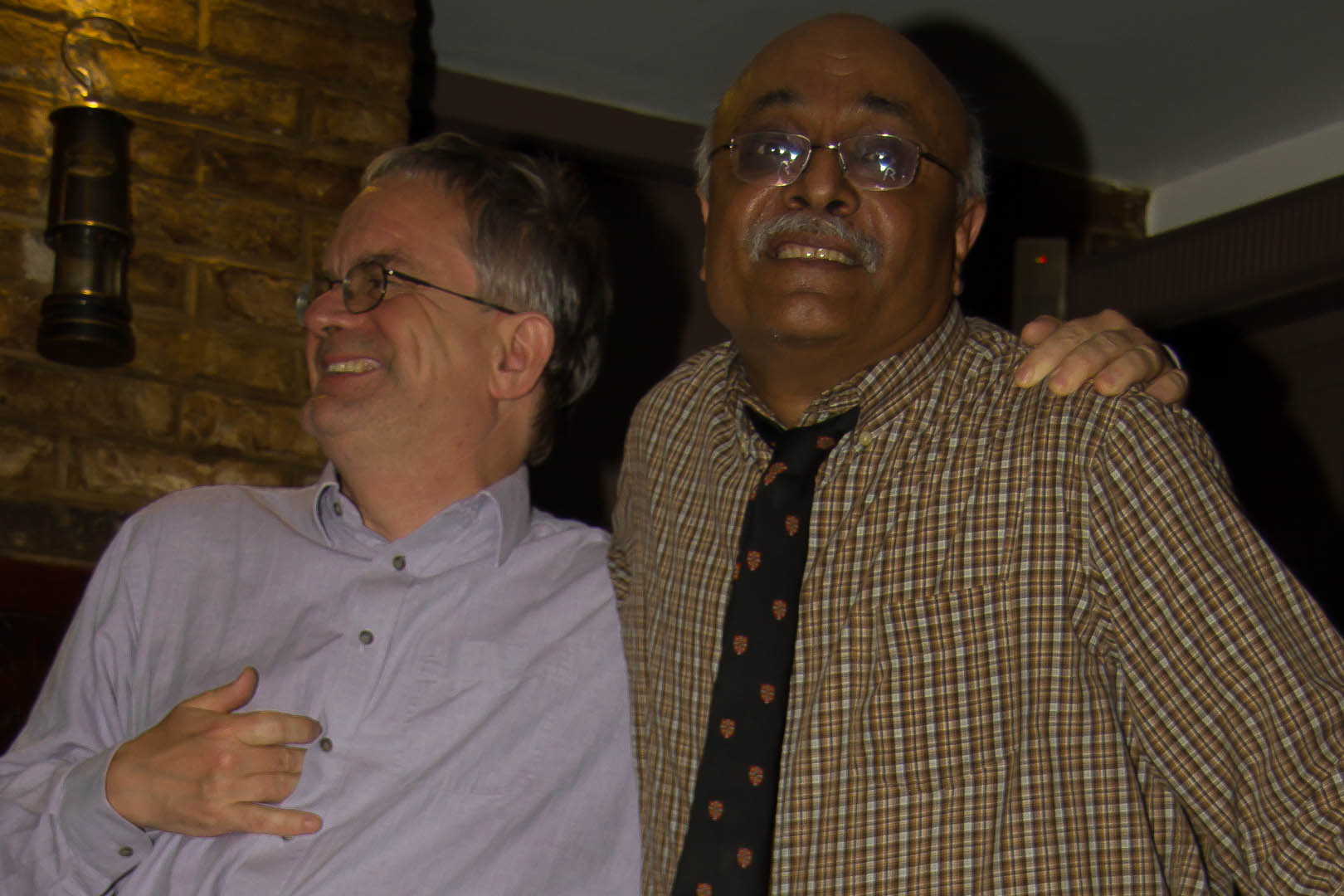 Ely 2014 Graduation and Ravi's 60th year