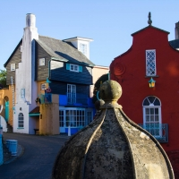 Portmeirion Village