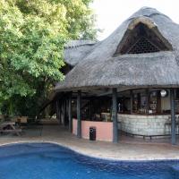 Victoria Falls Waterside Lodge