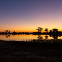 Campside dawn