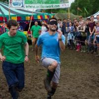 Blind running on Greenfields