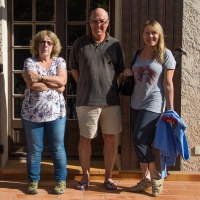 Rosemary, Anthony, Sylvie