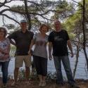 Rosemary, Anthony, Sylvie, Stephen