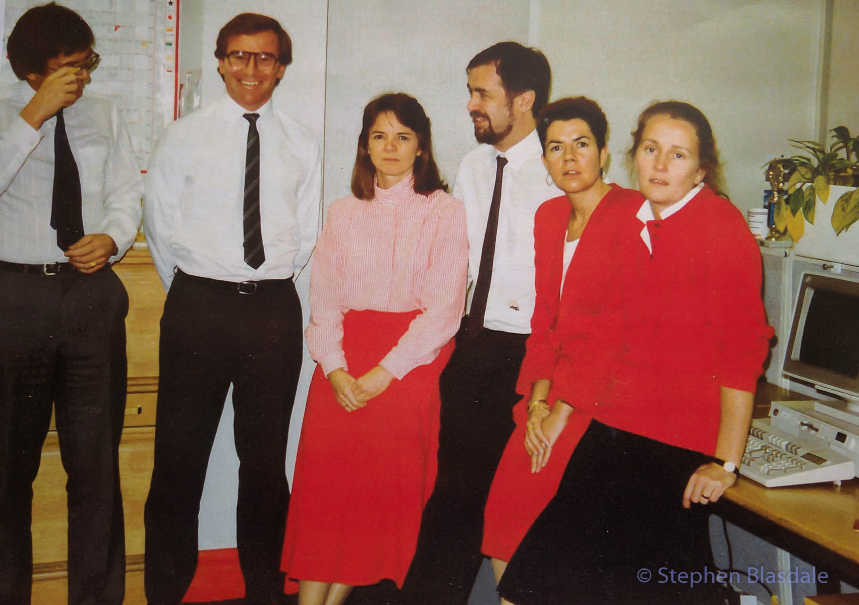 Walker International Inventory Management Team