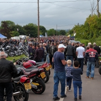 Ludgershall Bike Night 2016