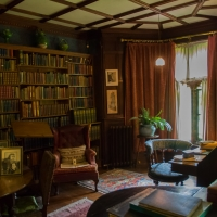 National Trust - Wightwick Manor