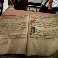 Illuminated Caius Choirbook