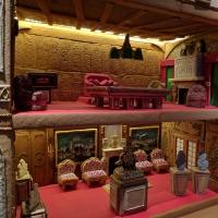 Waddesdon Manor Gingerbread model