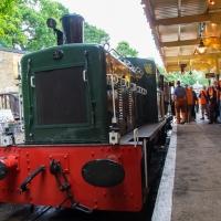 Fawley Hill, Class 03 0-6-0 diesel locomotive, no D2120