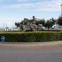 Saintes-Maries-de-la-Mer roundabout