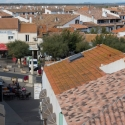 From the roof of the presbytery of Saintes-Maries-de-la-Mer