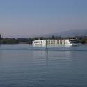 Cormoranche-sur-Saone - The river Saone, river cruise