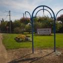 Luxémont-et-Villotte - Village sign