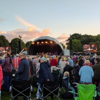 Glastonbury Abbey Extravaganza