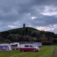 Glastonbury Abbey Extravaganza the Tor