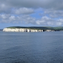 Leaving Poole, Old Harry Rocks