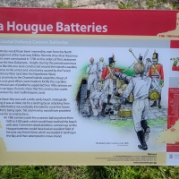 La Hougue Batteries
