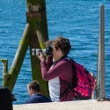 Herm island, a photographer competitor