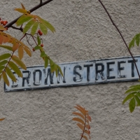 Brown street, Inverness