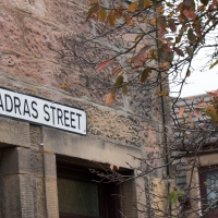 Madras street, Inverness