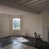 Southwell Workhouse, matrons room