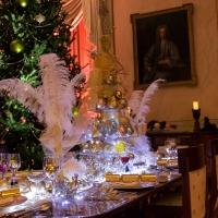 Mottisfont Christmas decorations