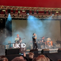First Pilton Party act - UK ID