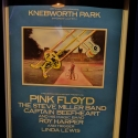 Pink Floyd at V&A, 1975 at Knebworth, I was there