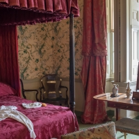 Culzean Castle, bedroom
