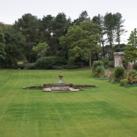 Culzean Castle, Fountain Court