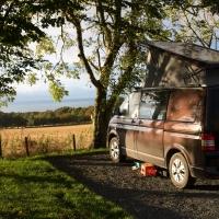 Culzean Castle campsite