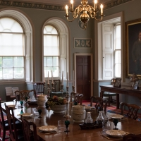 Culzean Castle, dining room