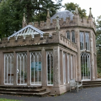 Culzean Castle, Caellia House
