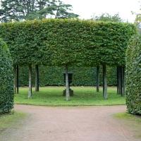 Culzean Castle, walled garden