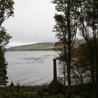 Culzean Castle, gas generation