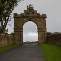 Culzean Castle, entry gate
