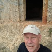 Selfie at Tomb Bay