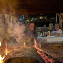 Dinner at the Olive Resturant, Tomb Bay, Akdeniz Mahallesi