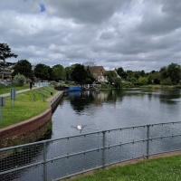 Eaton Socon, The River Great Ouse